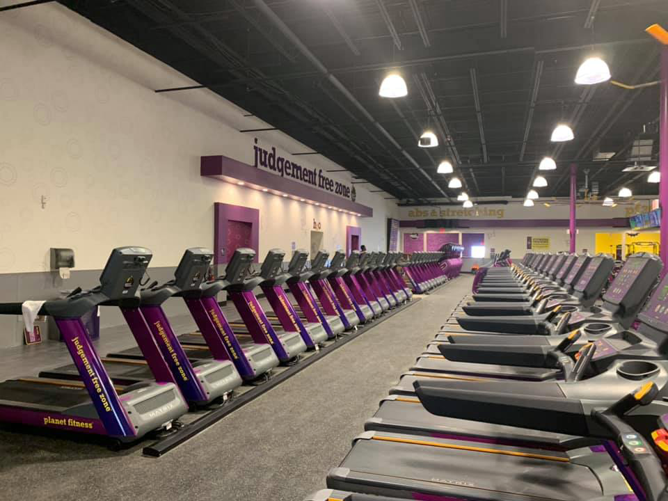 Planet Fitness Lee Road Bg Southern Construction